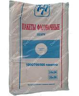 Фасовочные пакеты Прямые 777 28х36 (900 гр)