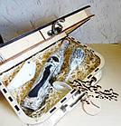 Оригинальный подарок для женщин на 14 февраля - набор Ретро   Ukrainian Gift Box, фото 4