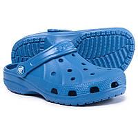 Кроксы детские сабо Рален оригинал / Crocs Kids' Ralen Clog (15908), Синие
