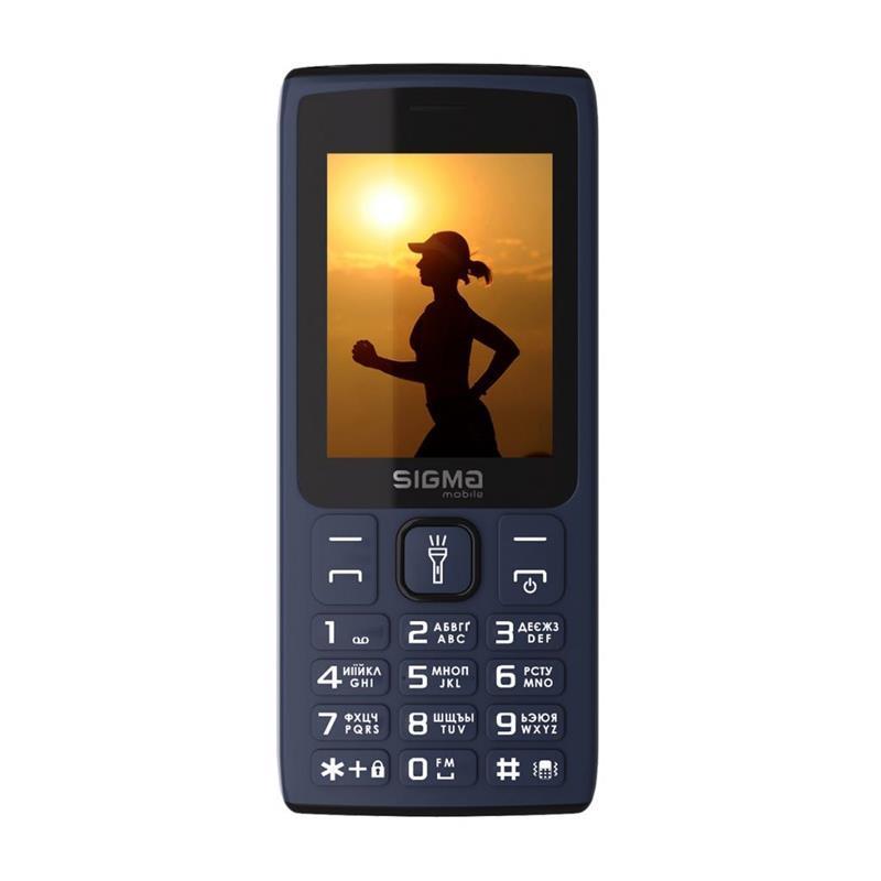 Sigma mobile X-style 34 NRG Dual Sim Blue