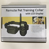 Ошейник для контроля и тренировки собак Remote Pet Training Collar (Ремоут Пет Трейнинг)