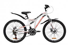 """Велосипед (детский) подростковый горный 24"""" Discovery Rocket DD 2020 стальная рама 15"""", фото 2"""