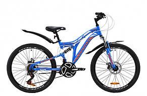 """Велосипед (детский) подростковый горный 24"""" Discovery Rocket DD 2020 стальная рама 15"""", фото 3"""