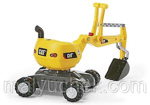 Экскаватор Каталка Rolly Toys 421015