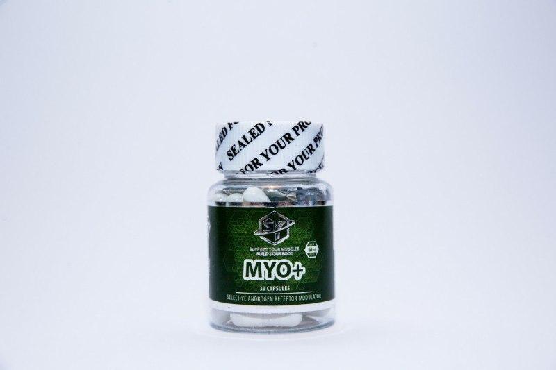 Special Force Pharm MYO+ (YK-11) 10 mg 30 caps