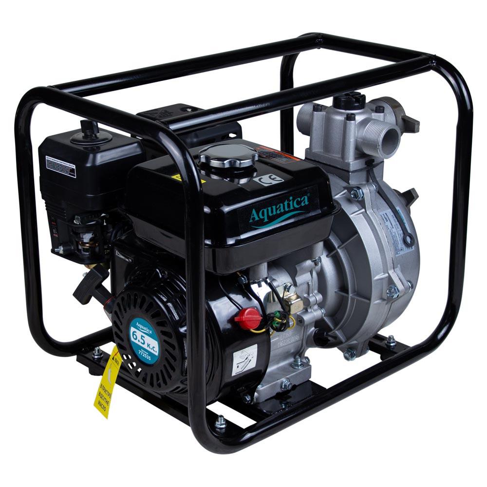 Бензиновая мотопомпа высокого давления Aquatica 772535 (33 м³/ч, H=60 m )
