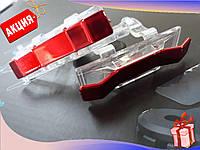 Триггер для смартфона Iron Red хромированный для игор, геймпад, джостик оригинал + подарок