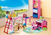 Игровой набор Playmobil Детская комната розовая (9270)