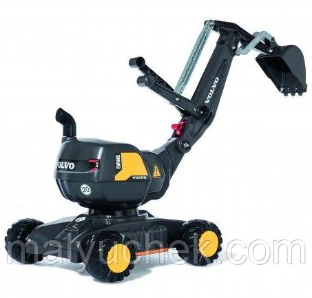 Дитячий Екскаватор Volvo Rolly Toys 421152