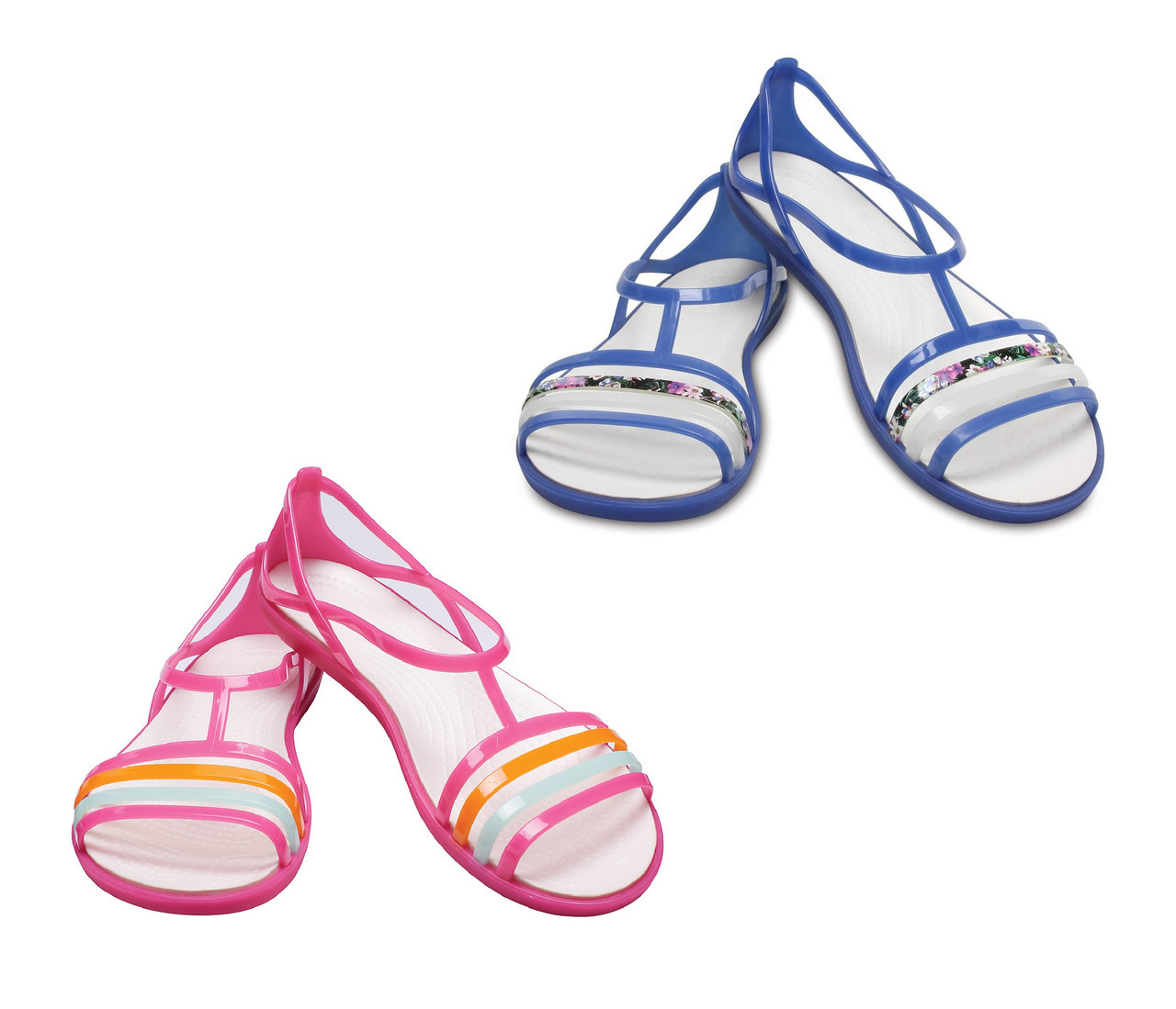 Босоножки женские балетки Кроксы Изабелла оригинал / Crocs Women's Isabella Sandal, фото 1