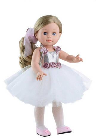 Кукла Балерина 42 см Paola Reina 06094, фото 2