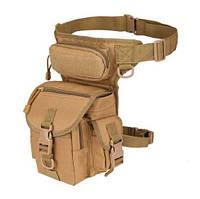 Набедренная поясная сумка TacticBag RVL A90-песок