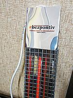 #Bezpontiv 1000 - средневолновый инфракрасный обогреватель для теплиц, животных, холодных зданий
