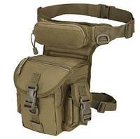 Набедренная поясная сумка TacticBag RVL A90-олива