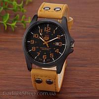 Наручные часы SOKI, мужские, стильные, годинник
