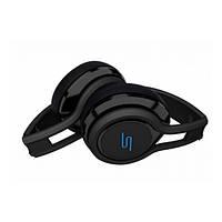 Навушники накладні провідні без мікрофона SMS Audio Wired Street by 50 Cent On-Ear Black
