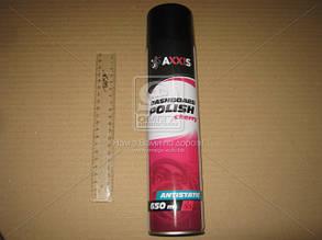 Поліроль пластику AXXIS 650ml