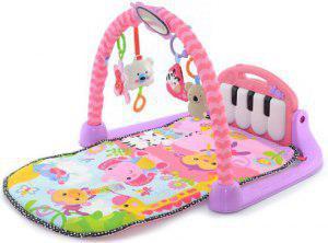 Коврик музыкальный Розовое Пианино Fitch baby 8839