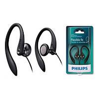 Навушники вкладиші провідні без мікрофона Philips SHS3300 Black