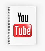 Блокнот Youtube 1