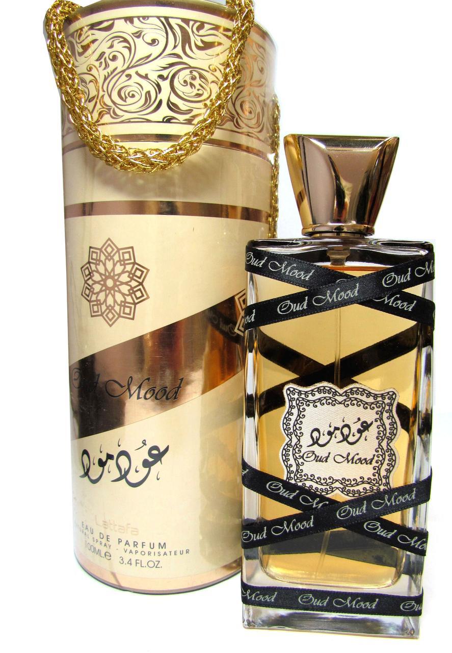 Парфюмированная вода унисекс Lattafa Perfumes Oud Mood 100 ml
