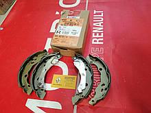 Тормозные колодки задние (барабаны) Renault Logan 2 (MOTRIO 8671020713)
