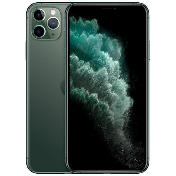 Apple iPhone 11 Pro Max 512GB Dual Sim Midnight Green (MWF82)