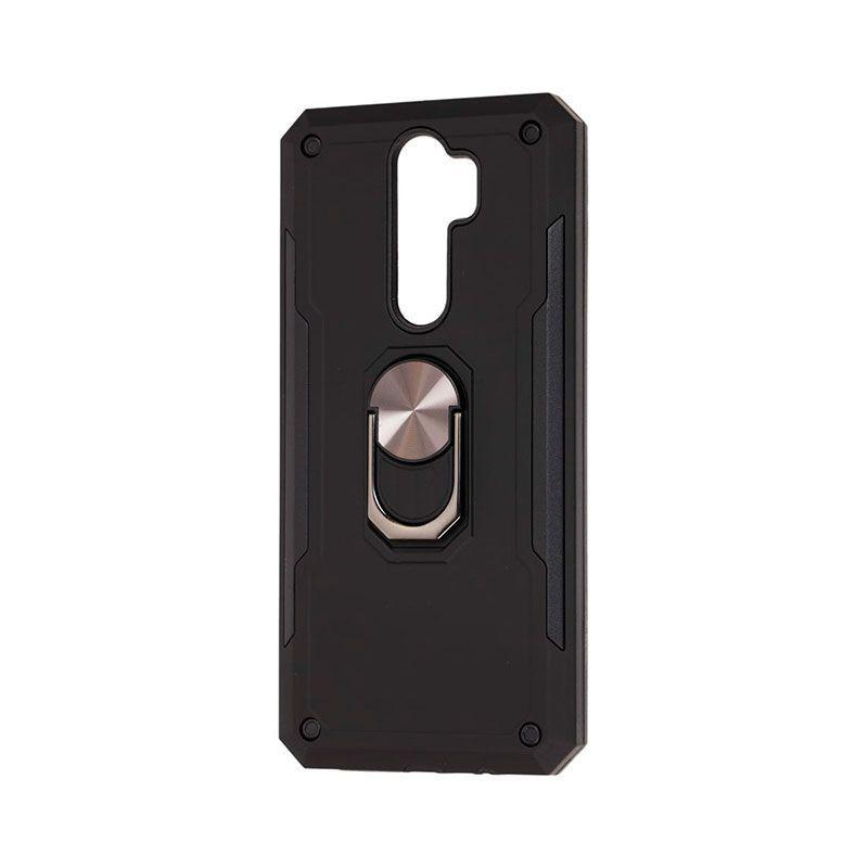 Xiaomi Redmi Note 8 Pro Черный чехол на ксяоми редми нот 8 про