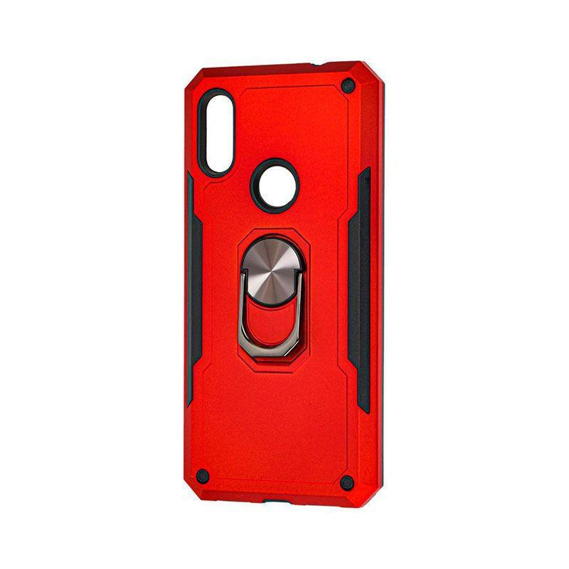 Xiaomi Redmi Note 7 / Note 7 Pro / Note 7s Красный чехол на ксяоми редми нот 7 нот 7с нот 7 про