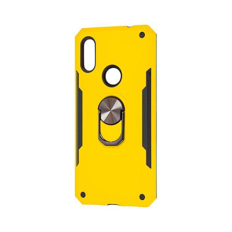 Xiaomi Redmi 7 Жовтий чохол на ксяоми редми 7