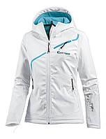 Куртка White Season softshell женская белая W  38