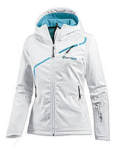 Куртка White Season softshell жіноча біла W 38
