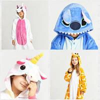 Супер ЦЕНА | Пижама Кигуруми Звездный единорог,Стич,жираф | Опт, дроп