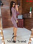 Святкова люрексова сукня, фото 7