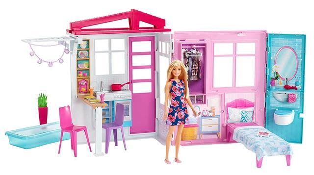 Игровой набор Barbie Doll House Playset