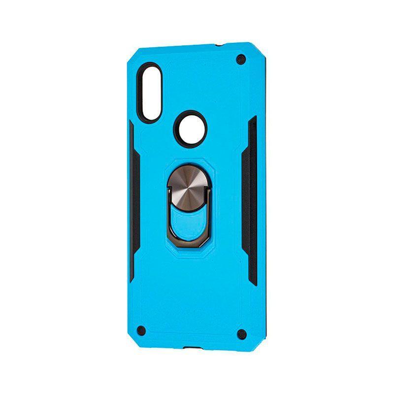 Huawei P Smart Z Голубой чехол на хуавей п смарт з