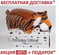 Проектор звездного неба Тигр музыкальная,детский светильник Ночник игрушка