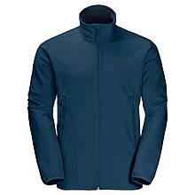 Jack Wolfskin Northern Pass poseidon blue M,L,XL | куртка soft shell чоловіча