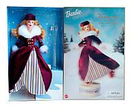 Коллекционная кукла Барби Фигуристка Barbie Victorian Barbie Ice Skater 2000 Mattel 27431, фото 1