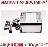 Магнитола MP3   Звук в авто   Автомагнитола 2DIN 6910 GPS USB SiRF Atlas IV