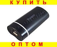Power Bank портативная зарядка 5600mah (S06739)