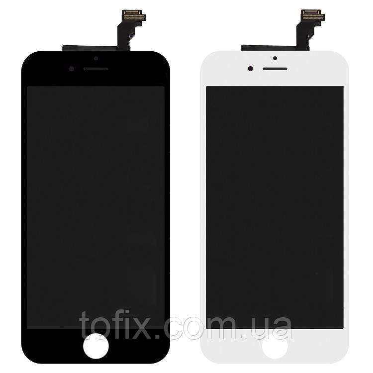 Дисплейный модуль (экран и сенсор) для iPhone 6, с рамкой (NCC ESR ColorX)