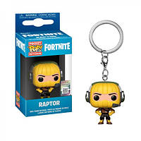 Брелок Funko POP! Keychain Fortnite - Raptor Vinyl Figure, 36966, 4см