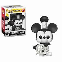 Фигурка Funko POP! Mickey's 90th Anniversary: Steamboat Willie Vinyl Figure, 32182, 10см
