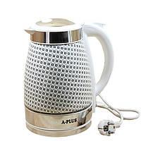 Керамический Электрочайник, А-Плюс 2л AP-2147 D1001 (S06754)