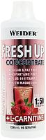 Витамины Weider Fresh Up Raspberry+L-carnitine 1 L