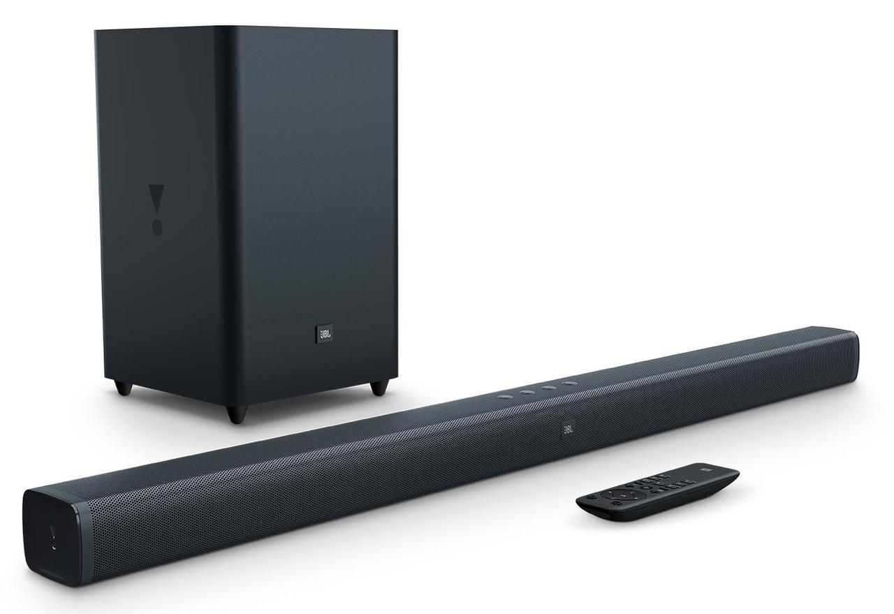 Саундбар JBL BAR 2.1 Black *