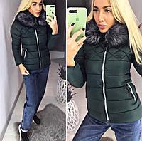 Куртка   женская зимняя   Оля
