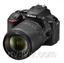 Фотоаппарат Nikon D5600 + AF-P 18-55VR