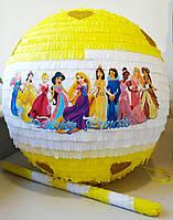 Пиньята - Праздник для ребенка    Принцессы Диснея   г. Одесса